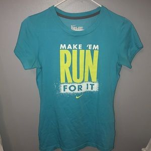 Nike athletic t-shirt